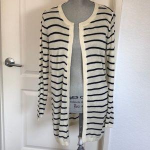 NWT Jacqueline DE Yong XS ASOS sweater cardigan